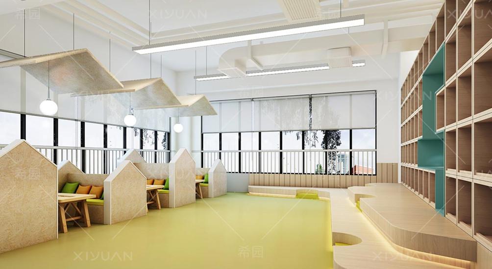 北京小型幼儿园装修设计技巧