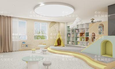 幼儿园室内设计风格几种类型
