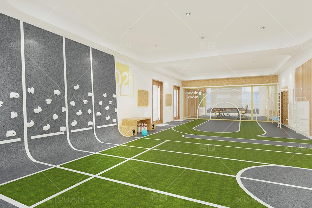 幼儿园主题墙框架设计
