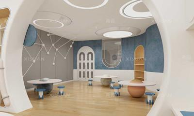 幼儿园各室内主题墙面设计方法
