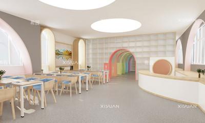南平实验小学空间装饰设计