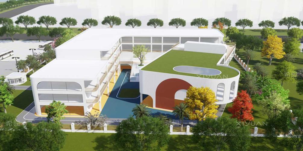 北京幼儿园建筑设计的建议