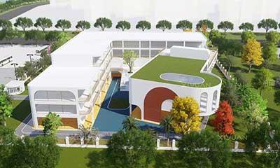 起点幼儿园建筑设计