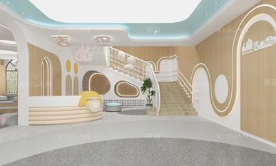 上海松江区吉的堡幼儿园设计